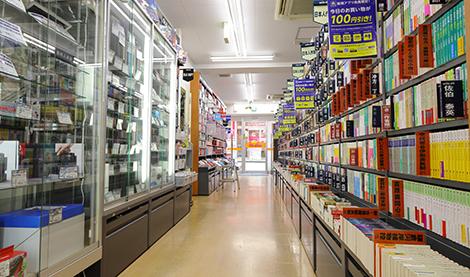 BOOK OFF亀戸駅東口店